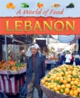 A World of Food: Lebanon - Book