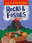 The Curiosity Box: Rocks and Fossils - Book