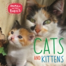 Animals and their Babies: Cats & kittens - Book