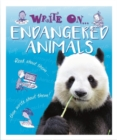Write On: Endangered Animals - Book
