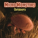 Micro Monsters: Outdoors - Book