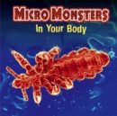 Micro Monsters: In Your Body - Book