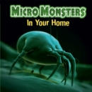 Micro Monsters: In the Home - Book