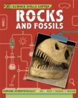 Science Skills Sorted!: Rocks and Fossils - Book