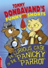 EDGE: Tommy Donbavand's Funny Shorts: The Curious Case of the Panicky Parrot - Book