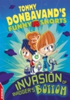 EDGE: Tommy Donbavand's Funny Shorts: Invasion of Badger's Bottom - Book