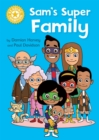 Reading Champion: Sam's Super Family : Independent Reading Yellow - Book