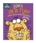 Behaviour Matters: Lion's in a Flap - A book about feeling worried : Big Book - Book