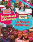 Dual Language Learners: Comparing Countries: Festivals and Celebrations (English/French) - Book