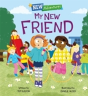 New Adventures: My New Friend - Book