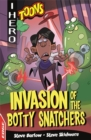 EDGE: I HERO: Toons: Invasion of the Botty Snatchers - Book