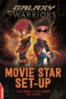 EDGE: Galaxy Warriors: Movie Star Set-up - Book