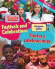 Dual Language Learners: Comparing Countries: Festivals and Celebrations (English/Spanish) - Book