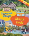 Dual Language Learners: Comparing Countries: Towns and Villages (English/Polish) - Book