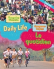 Dual Language Learners: Comparing Countries: Daily Life (English/French) - Book