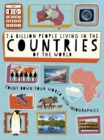 The Big Countdown: 7.6 Billion People Living in the Countries of the World - Book