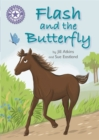Reading Champion: Flash and the Butterfly : Independent Reading Purple 8 - Book