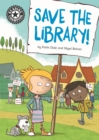 Reading Champion: Save the library! : Independent Reading 12 - Book