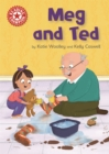 Reading Champion: Meg and Ted : Independent Reading Red 2 - Book