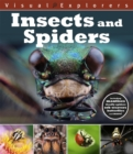Visual Explorers: Insects and Spiders - Book
