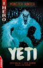 EDGE: I HERO: Monster Hunter: Yeti - Book