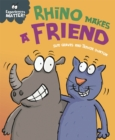 Rhino Makes a Friend - Book