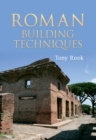 Roman Building Techniques - Book