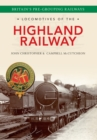 Locomotives of the Highland Railway - Book