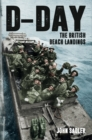 D-Day : The British Beach Landings - Book