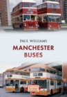 Manchester Buses - Book