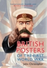 British Posters of the First World War - Book