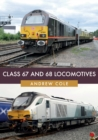Class 67 and 68 Locomotives - Book