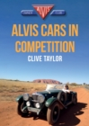 Alvis Cars in Competition - Book