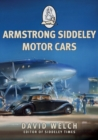 Armstrong Siddeley Motor Cars - Book