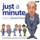 Just A Minute: Clement Freud Classics - eAudiobook