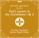 Paul's Letters to the Corinthians 1 & 2 : The New Testament, Revised English Edition - eAudiobook
