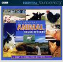 Essential Animal Sound Effects - eAudiobook