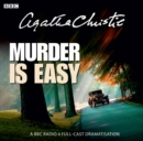 Murder is Easy - Book