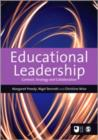 Educational Leadership : Context, Strategy and Collaboration - Book