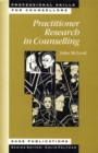 Practitioner Research in Counselling - eBook
