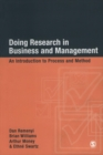 Doing Research in Business and Management : An Introduction to Process and Method - eBook