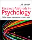 Research Methods in Psychology - Book