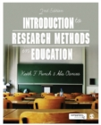 Introduction to Research Methods in Education - Book