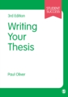 Writing Your Thesis - Book