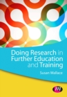 Doing Research in Further Education and Training - eBook