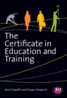 The Certificate in Education and Training - Book