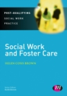 Social Work and Foster Care - eBook