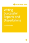 Writing Successful Reports and Dissertations - Book