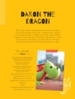 Daron the Dragon Soft Toy Pattern - eBook