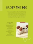 Brody the Dog Soft Toy Pattern - eBook